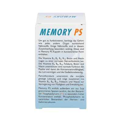 Memory Ps Kapseln Grandel  bei apotheke.at bestellen