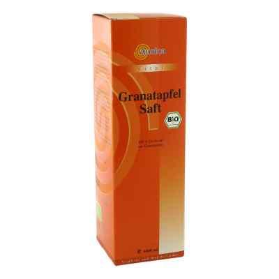 Granatapfel 100% Direktsaft Bio