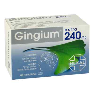 Gingium extra 240mg  bei apotheke.at bestellen