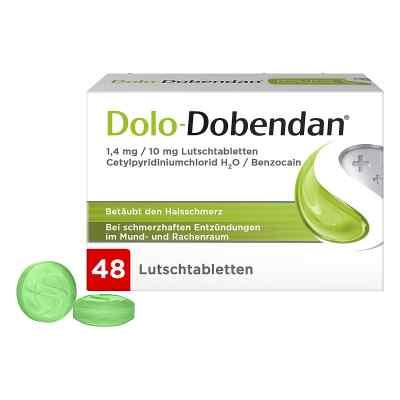 DOLO-DOBENDAN Lutschtabletten bei Halsschmerzen  bei apotheke.at bestellen