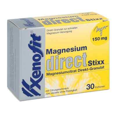 Xenofit Magnesium direct Stixx Granulat