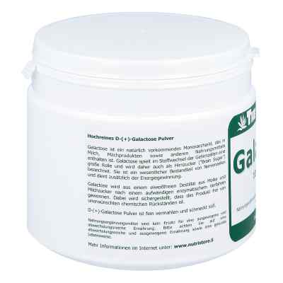 Galactose 100% rein Pulver