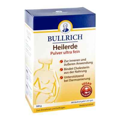 Bullrichs Heilerde Pulv.z.einnehmen und Auftragen