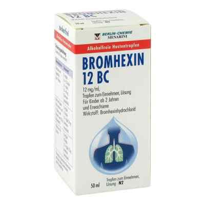 BROMHEXIN 12 BC  bei apotheke.at bestellen