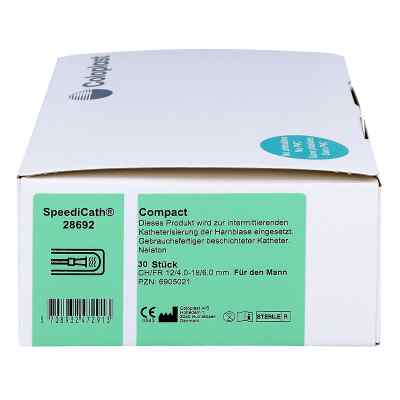 Speedicath Compact Katheter  nelat.ch12 28692 Männer