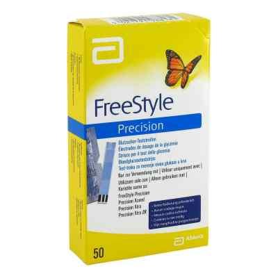 Freestyle Precision Blutzucker Teststr.o.codier.  bei apotheke.at bestellen