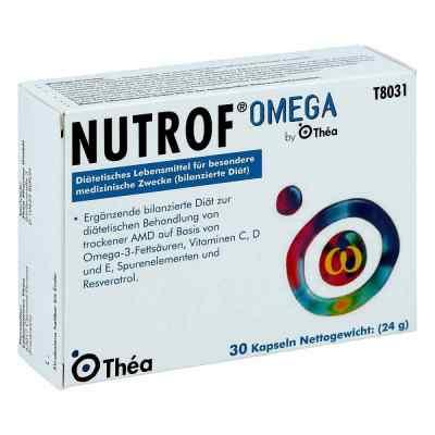 Nutrof Omega Kapseln  bei apotheke.at bestellen
