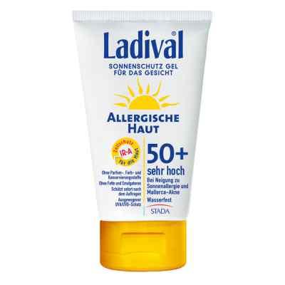 Ladival allergische Haut Gel Gesicht Lsf 50+