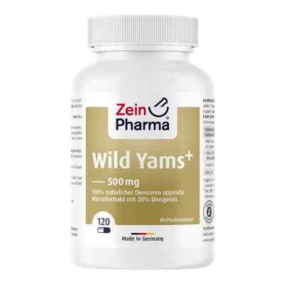Wild Yams Plus Kapseln  bei apotheke.at bestellen