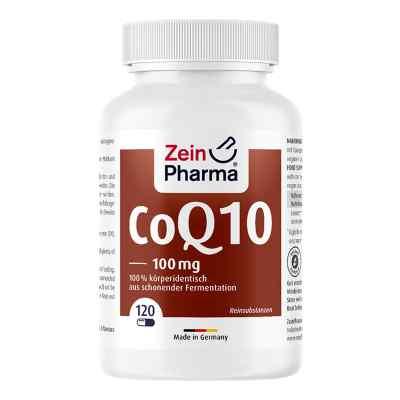 Coenzym Q10 100 mg Kapseln  bei apotheke.at bestellen