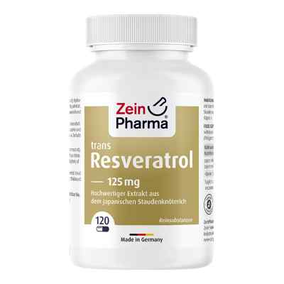 Resveratrol 125 Caps  bei apotheke.at bestellen