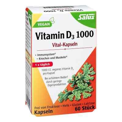Vitamin D3 1000 vegan Vital-kapseln Salus  bei apotheke.at bestellen