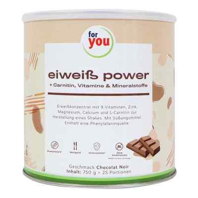 For You Eiweiss Power Schoko  bei apotheke.at bestellen