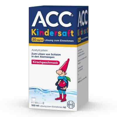 ACC Kindersaft  bei apotheke.at bestellen