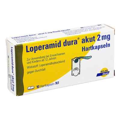 Loperamid dura akut 2mg  bei apotheke.at bestellen