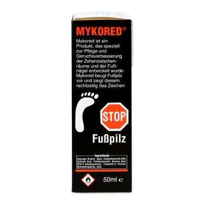 Mykored gegen Fuss- und Nagelpilz  bei apotheke.at bestellen