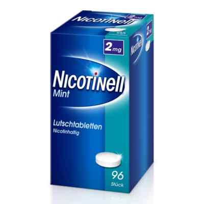 Nicotinell 2mg Mint  bei apotheke.at bestellen
