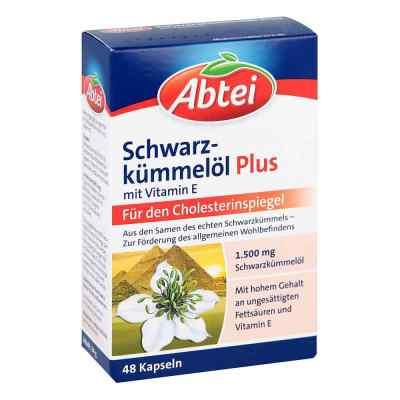 Abtei Schwarzkümmelöl Plus Kapseln  bei apotheke.at bestellen