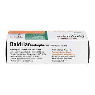 Baldrian Ratiopharm überzogene Tabletten  bei apotheke.at bestellen