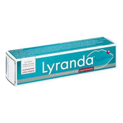 Lyranda Kautabletten  bei apotheke.at bestellen