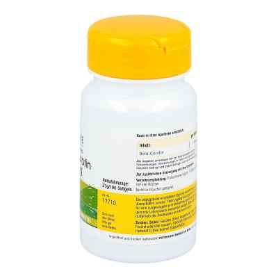 Beta Carotin Kapseln 15 mg natürlich