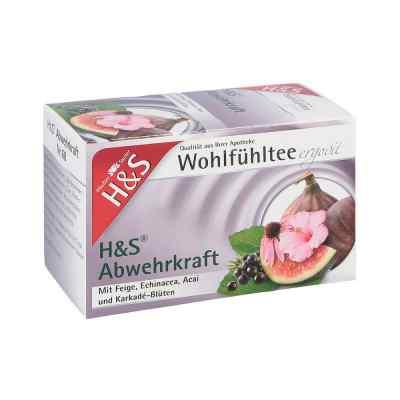 H&s Abwehrkraft Filterbeutel  bei apotheke.at bestellen