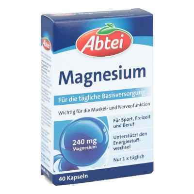 Abtei Magnesium Kapseln  bei apotheke.at bestellen