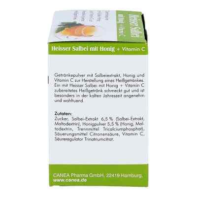 Heisser Salbei+honig+vit.c Pulver  bei apotheke.at bestellen