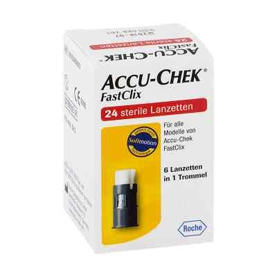 Accu Chek Fastclix Lanzetten  bei apotheke.at bestellen
