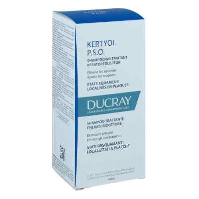 Ducray Kertyol Pso Shampoo bei Psoriasis