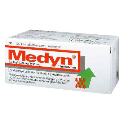 Medyn Filmtabletten  bei apotheke.at bestellen