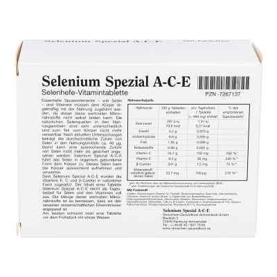 Selenium Spezial Ace Tabletten  bei apotheke.at bestellen