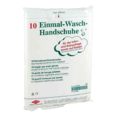 Waschhandschuhe Einmal  bei apotheke.at bestellen