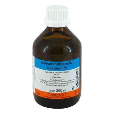 Wasserstoffperoxid Lösung 3% Ph.eur.  bei apotheke.at bestellen