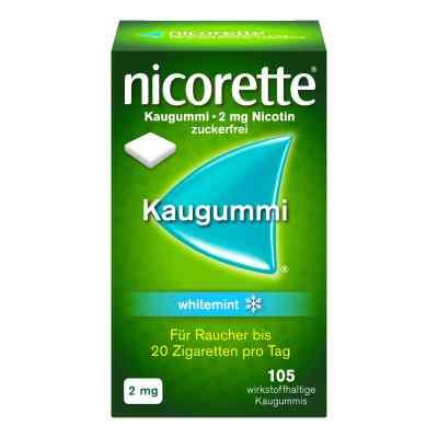 Nicorette 2mg whitemint  bei apotheke.at bestellen