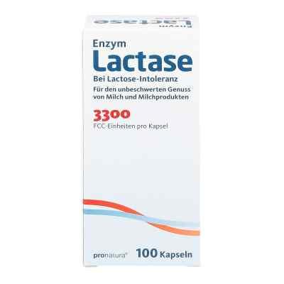 Lactase 3300 Fcc 200 mg Kapseln  bei apotheke.at bestellen