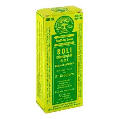 Soli-chlorophyll-öl S 21  bei apotheke.at bestellen