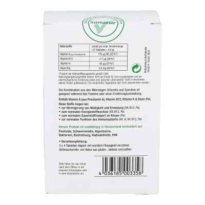 Biospirulina & Biochlorella 2 in 1 Tabletten