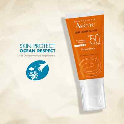 Avene Sunsitive Sonnencreme Spf 50+  bei apotheke.at bestellen