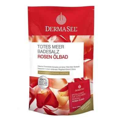 Dermasel Totes Meer Badesalz+rose Spa  bei apotheke.at bestellen