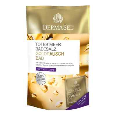 Dermasel Totes Meer Badesalz+gold Exklusiv  bei apotheke.at bestellen