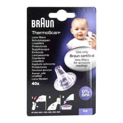 Braun Thermoscan Schutzkappen Lf 40  bei apotheke.at bestellen