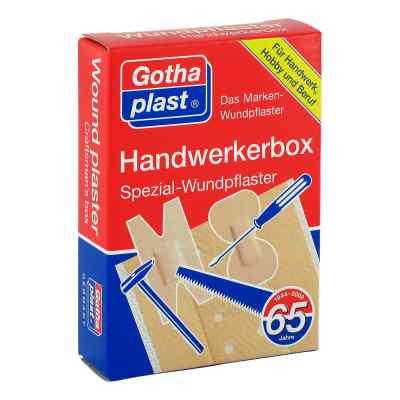 Gothaplast Handwerkerbox Spezial Wundpflaster