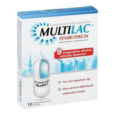 Multilac Synbiotikum Kapseln  bei apotheke.at bestellen