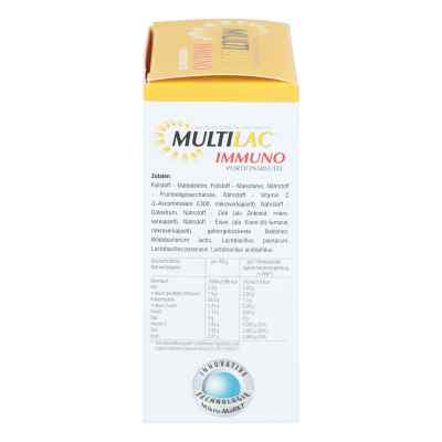 Multilac Immuno Portionsbeutel  bei apotheke.at bestellen
