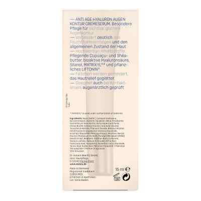 Eubos Sensitive Hyaluron Augen Kontur Cremeserum  bei apotheke.at bestellen