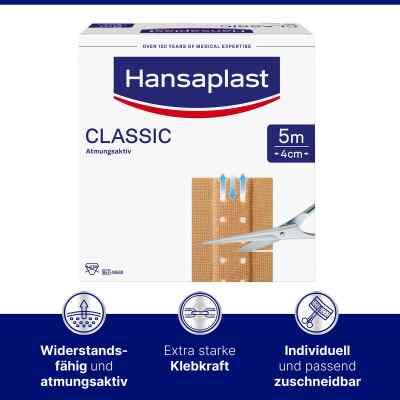 Hansaplast Classic Pflaster 5mx4cm