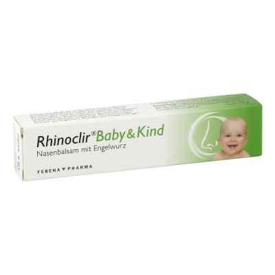 Rhinoclir Baby & Kind Balsam  bei apotheke.at bestellen