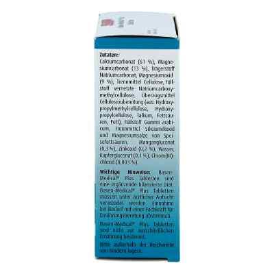 Flügge Basen-medical Plus Basen-tabletten  bei apotheke.at bestellen