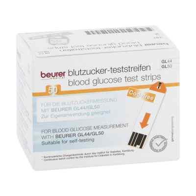 Beurer Gl44/gl50 Teststreifen  bei apotheke.at bestellen
